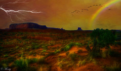 Monument Valley, Arizona (concho cowboy) Tags: