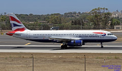G-MIDT LMML 09-06-2018 (Burmarrad (Mark) Camenzuli Thank you for the 12.2) Tags: airline british airways aircraft airbus a320232 registration gmidt cn 1418 lmml 09062018