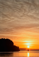 Summer Solstice Sunrise 2018 (Teignmouth Viewfinder) Tags: summer solstice sunrise seascapes sea morning sky longest day landscapes devon teignmouth uk