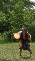 Salamander The Fire Breather (Adventurer Dustin Holmes) Tags: 2018 whitehart renaissancefaire renaissancefestival renaissancefair hartvillemo hartvillemissouri missouri event events people flame fire man male human salamander fireball firebreathing firebreather firebreath flamingbreath performer performances performance entertainment entertainer entertaining