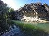 Sespe Swimming (Nathan Wickstrum) Tags: lospadresnationalforest sespe wilderness creek swimmnig hole