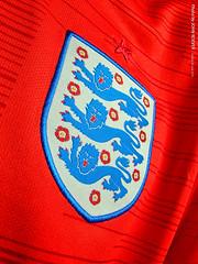 Three Lions, 24 June 2018 (photography.by.ROEVER) Tags: threelions england soccer football futbol jersey emblem logo 2018worldcup 2018 june june2018 olathe kansas usa
