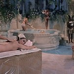 Elizabeth Taylor, After Her Bath, Cleopatra (1963) thumbnail