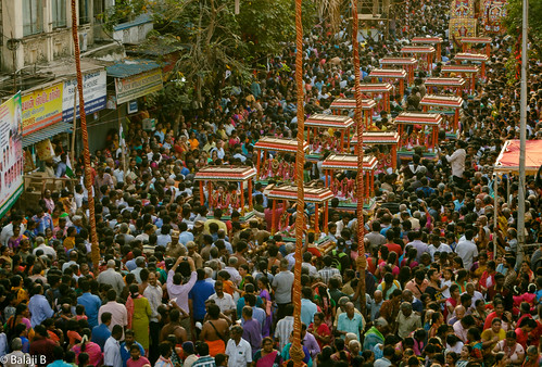 63 Nayanmars procession
