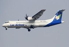 RDPL-34174 Lao Airlines Atr72 (twomphotos) Tags: plane spotting bkk vtbs rwy19r bestofspotting lao airlines atr72