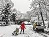 April snow storm Central Park (dannydalypix) Tags: centralparknyc manhattan nyc newyorkcity centralpark aprilsnowshowers aprilsnowstorm