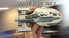 voayager mini swoosh (Paulygons) Tags: lego star trek voyager mini micro small custom moc spaceship intrepid science fiction space ncc74656 swoosh test