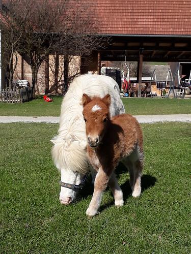 Natasja und ihr Baby Nadira😍