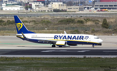 737 EI-EBL Ryanair (Dawlad Ast) Tags: aeropuerto internacional el prat lebl international airpor marzo march 2018 cataluña catalunya avion plane airplane aircraft barcelona bcn españa spain boeing 7378as eiebl ryanair sn 37529 b737 b738 737800 737