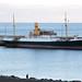 La Palma docked at the Muelle Sur (South Pier)