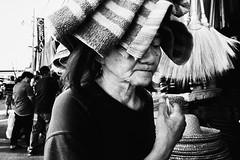 Towel (Meljoe San Diego) Tags: meljoesandiego ricoh grd4 grdiv streetphotography closeup candid monochrome alaminoscity philippines