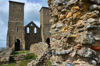 Reculver Abbey, Kent  -  (Selected by GETTY IMAGES)