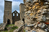 Reculver Abbey, Kent  -  (Selected by GETTY IMAGES) (DESPITE STRAIGHT LINES) Tags: nikon d7200 nikond7200 nikkor1024mm nikon1024mm getty gettyimages gettyimagesesp despitestraightlinesatgettyimages paulwilliams paulwilliamsatgettyimages reculverabbey reculver reculverkent reculvertowers day clear sun coast coastline coastal kent england sky summer june reculverabbeyruins tales heritage history romans roman settlement religion faith stone architecture