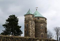 Seigerturm der Burg Stolpen (UlvargHS) Tags: seigerturm burgstolpen sachsen dresden burg festung stein gemäuer alt cosel ulvarg sony reisen ausflug