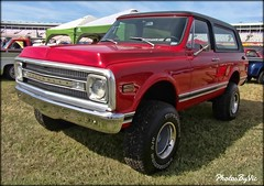 '72 Chevy Blazer (Photos By Vic) Tags: 1972 72 classic carshow chevy chevrolet blazer 4x4 antique automobile vehicle vintage old 2017goodguyssoutheasternnationals