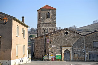 Romanesque church of the 12th century