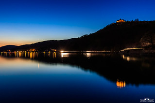 Edersee Lights