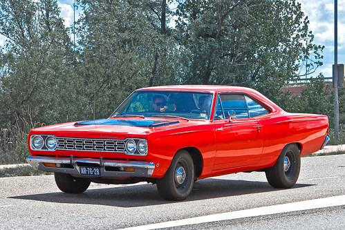 Plymouth Satellite Coupé 1968 (2880)