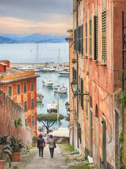 Santa Margherita Ligure (Maurizio Esitini) Tags: santa margherita ligure liguria nokon p610 street sea hdr