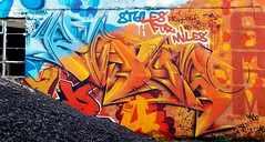 With codes and kryme (paco graff) Tags: pacograff paco graffiti 3dgraffiti 3dgraff abandoned sfm scotland scottishgraffiti