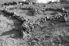 Heart Of Stone (J P Cee) Tags: canon ftb ql fomapan 100