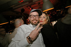 oldenburg BYBLOS REV MOLKEREI foto by OlDigitalEye 2018 03 24 0334-1 (oldigitaleye) Tags: oldigitaleye peterporikis deutschland niedersachsen lowersaxony canon oldenburg molkerei byblosrevivalparty byblos garyhenar party people event revival dancing girls hot