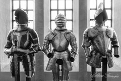 16th Century Armour (PhasmatosOculus) Tags: april2018 april 2018 lincolncastle castle lincolncastlewalls lincolncastlewallwalk lincolnshire lincolncity lincolnminster minster architecture gothicarchitecture phasmatosoculus matthewfarrugia matthew farrugia centricmalteser canon7dmkii canon 7d mkii eos7dmkii 7dmkii canoneos7dmkii eos canoneos lincoln victorianprison lincolnprison 16thcentury 16thcenturyarmour armour lincolncastleprison lincolncastlevictorianprison