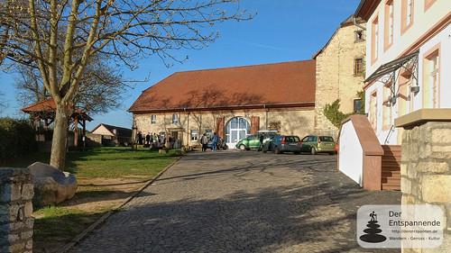 Burgscheine in Stadecken (Burg Stadeck)