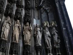 Köln-Dom, Catdral de Colonia (Fernando+Merced) Tags: catedral templo iglesia colonia köln