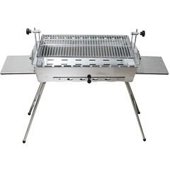 Mangal Ideal Schaschlikgrill Edelstahl rostfrei 2 mm (shop-paradise) Tags: mangal schaschlikgrill edelstahl ideal grill