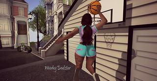 Ball {was} life
