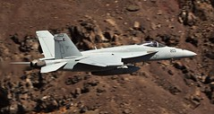 F18 (Dafydd RJ Phillips) Tags: f18 hornet lemoore nas station air naval navy us usa united states america death valley jedi transition star wars canyon rainbow