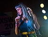Annalise Azadian @ SXSW 2018 (Kirk Stauffer) Tags: kirk stauffer photographer nikon d5 adorable amazing attractive awesome beautiful beauty charming cute darling fabulous feminine glamour glamorous goddess gorgeous lovable lovely perfect petite precious pretty siren stunning sweet wonderful young female girl lady woman women live music tour concert show gig song sing songwriter vocals performer musician band group lights indie pop long blonde silver hair bangs red lips blue eyes white teeth teen model tall fashion style portrait photo smile smiling playing guitar