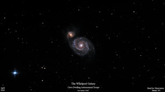 M51_20180410_HomCavObservatory_ReSizedDown2HD (homcavobservatory) Tags: homcav observatory whirlpool galaxy m51 ngc 5194 5195 ic 4263 8inch f7 criterion newtonian reflector canon 700d dslr losmandy g11 mount gemini 2 orion starshoot autoguider phd2 80mm short tube refractor astronomy astrophotography