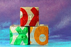 OXO (andycurrey2) Tags: oxo seasoning food colours cube