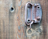 Rusted Door Handle (Stephen Sarhad) Tags: marin marincounty sanrafael doorhandle rust ca usa