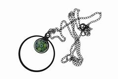 Millefiori Glass Pendant (Arkle1) Tags: flickrfriday roundshapes caithnessglass millefiori