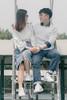 Phượng 34 (Lê Đình Tuấn) Tags: couple tennis vietnam france tân phú hồ chí minh portraiture portrait chân dung chan landscape ldt lđt ldtstudio love cute hair beautiful