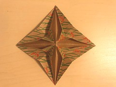Star (anuradhadeacon-varma) Tags: papercrafts paperfolding craftpaperstar origamistar origami star