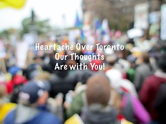 Heartache Over Toronto! (Haytham M.) Tags: heartache pain toronto ontario canada