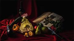 Healthy # 01 (felixvancakenberghe) Tags: fruits vegetables stilllife apple food