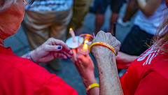 2018.06.12 A Candlelight Vigil to Remember Pulse, Washington, DC USA 03796