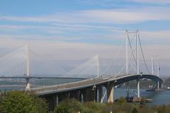 Forth Road Bridge, Queensferry, Edinburgh (RAB23322) (Homestyal) Tags: bridge forthroadbridge forth edinburgh queensferry