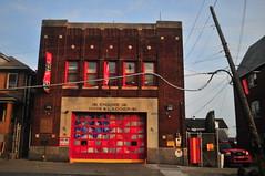 FDNY Engine 161 · Hook & Ladder 81 (Triborough) Tags: ny nyc newyork newyorkcity richmondcounty statenisland arrochar fdny newyorkcityfiredepartment firetruck fireengine brush fire unit brushfireunit5 brushtruck bfu bfu5 ford fseries f450 dejana firehouse