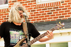 SoWeBo Festival, Baltimore, Maryland (A CASUAL PHOTGRAPHER) Tags: festivals sowebofestival hollinsmarketneighborhood musicians guitarists hair baltimore maryland beards brickbuildings