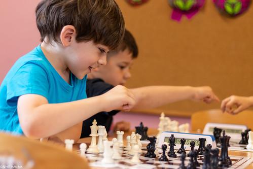 VIII Turniej Szachowy o Mistrzostwo Przedszkola Europejska Akademia Dziecka-6