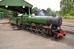Silver Jubilee, a Herbert Bullock Pacific (davids pix) Tags: 2005 silver jubilee herbert bullock miniature steam locomotive pacific surrey border camberley eastleigh lakeside railway 10¼ 1025 gauge 2018 16062018