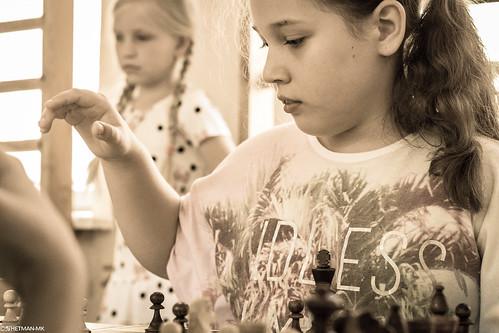 VII Szachowe Mistrzostwa Szkoły Społecznej-85