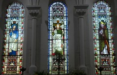 [63239] Springthorpe : East Window (Budby) Tags: springthorpe lincolnshire church window stainedglass westlindseychurchesfestival