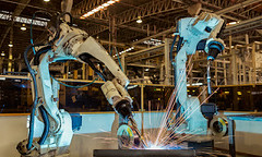 Do Automation And Industrial Safety Go Hand-In-Hand? (peterzieve) Tags: peter zieve